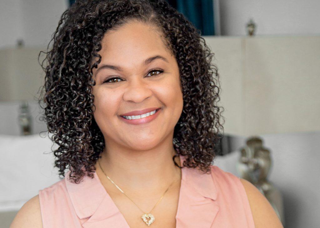 Portrait of Nikki Lee, psychotherapist